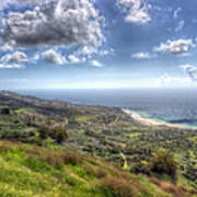Palos Verdes Peninsula Hdr Poster by Heidi Smith