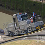 Panama Canal Towing Vehicle 1 Poster