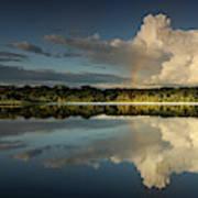 Panorama, Anangurocha Lake, Lagoon Poster