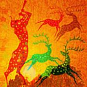 Pans Dance Poster