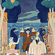 Pantomime Stage Poster