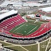 Papa John's Cardinal Stadium South Louisville Kentucky Poster