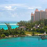 Paradise And Atlantis Poster