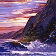 Paradise Beach Poster