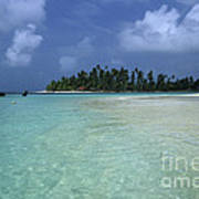 Paradise Island 1 Poster