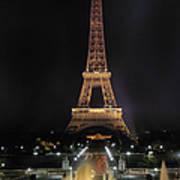 Paris: Eiffel Tower Poster