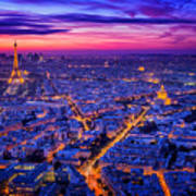 Paris I Poster