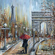 Paris Lovers II Poster