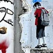 Paris Spraycan 1 Poster