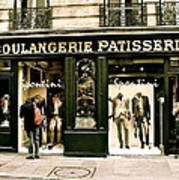 Paris Waiting Poster
