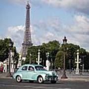 Parisian Charm Poster