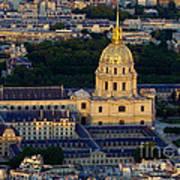 Parisien Sundown Poster
