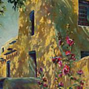 Park Avenue Pueblo Poster by Chris Brandley