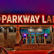 Parkway Lanes Poster