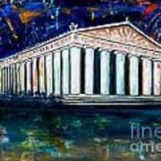Parthenon - Nashville Poster