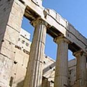 Parthenon 3 Poster