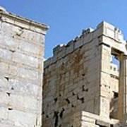 Parthenon Poster