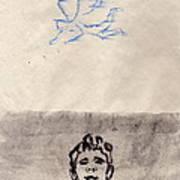 Paso Un Angel Poster
