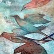 Passing I Poster by Helen Klebesadel