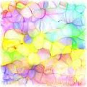 Pastel Abstract Patterns IIi Poster