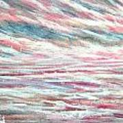 Pastel Mixture Poster by Janet Moss