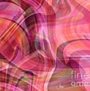 Pastel Power- Abstract Art Poster