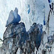 Patagonia Glaciar Perito Moreno 3 Poster
