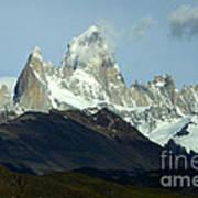 Patagonia Mount Fitz Roy 1 Poster