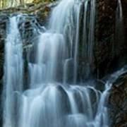 Patapsco Waterfall Poster