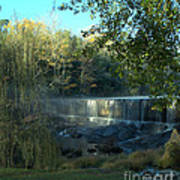 Patsiliga Creek Falls Poster