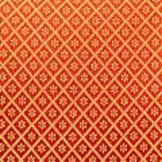 Pattern Of Cloth Poster