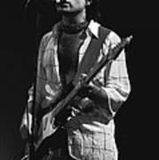 Paul Rocks Spokane 1977 Poster