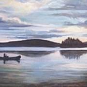 Payette Lake Idaho Poster