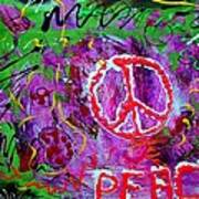Peace Pie Poster