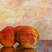 Peach Trio  Poster