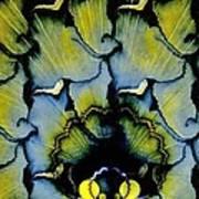 Peacock Dream 3 Poster