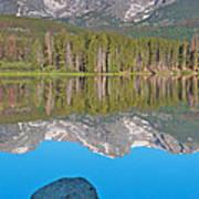 Peak Reflection Poster