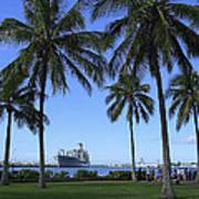 Pearl Harbor Hawaii Poster