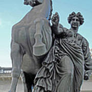Pegasus Tamed Poster