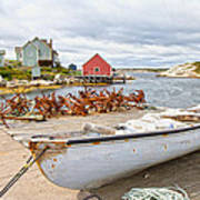 Peggy's Cove 4 Poster