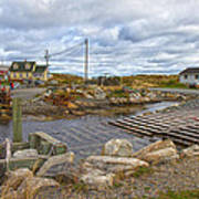 Peggy's Cove 8 Poster
