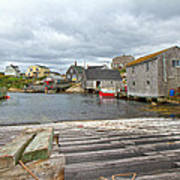 Peggy's Cove 9 Poster
