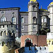 Pena National Palace Poster
