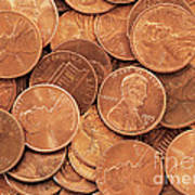 Pennies Poster