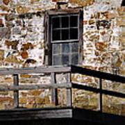 Pennsylvania Field Stone Poster
