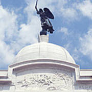 Pennsylvania Monument - Gettysburg Poster