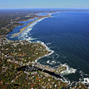 Perkins Cove, Ogunquit Beach, Ogunquit Poster