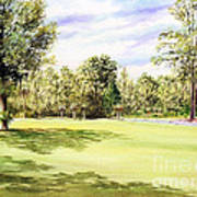 Perry Golf Course Florida  Poster