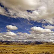 Peruvian High Plains Poster