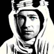 Peter O'toole Portrait Poster